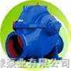 蜗壳式双吸泵