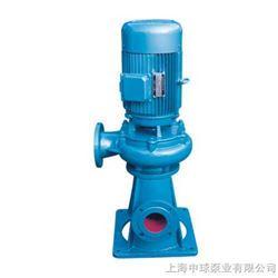 无堵塞立式排污泵|立式污水泵|LW直立式排污泵