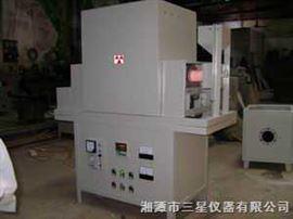 SGQR-8-16高温旋转管式气氛炉