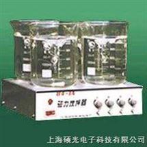 84-1A系列磁力搅拌器(四工位、六工位、转速数显/20~1000)