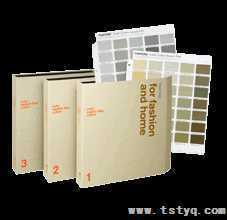 服装和家居色彩选色手册-棉布版