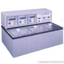 DJ-8D型电热恒温水浴锅( 三 槽, 方 形 口,+5℃~99℃)