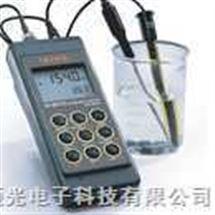 HI98172具有离子浓度测量和CAL CHECK功能的便携式防水pH/mV/ISE/℃测定仪