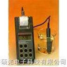 115A/105A精密型便携式 电导/盐度/TDS 电导率仪