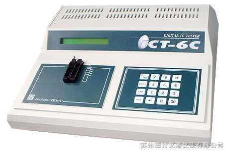 桌上型模拟IC测试器