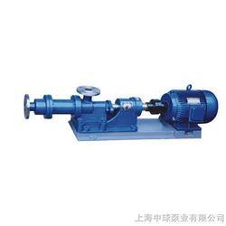 单螺杆浓浆泵