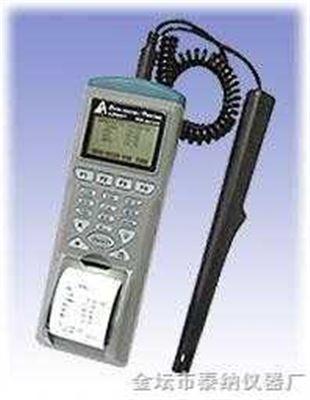 TN-9851打印式温湿度记录仪