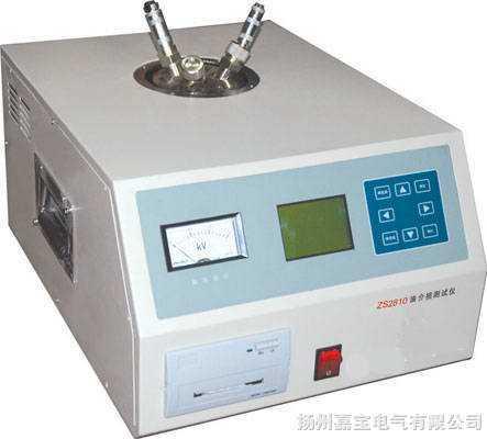绝缘油介质耐压测试仪(油损耗测试仪)