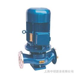 立式化工管道泵|不锈钢离心泵|IHG耐腐蚀离心泵