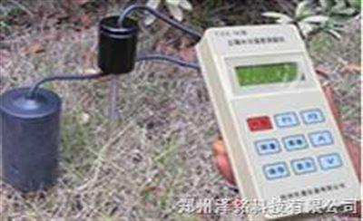 TRS系列土壤水分温度测定仪