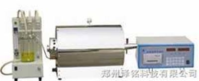 KZDL-6000型快速智能定硫仪