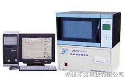 XYWSC-8000F型微机水分测定仪