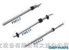 GEFRAN磁阻式直线位移传感器(PMA12/PMI12/PME12)