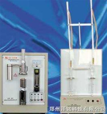 ND-80型非水碳硫分析客户端