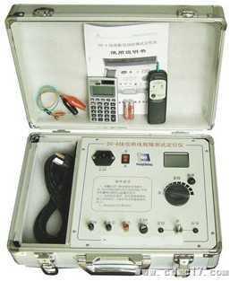 施工单位及电线电缆使用单位查找线缆断线故障而研制