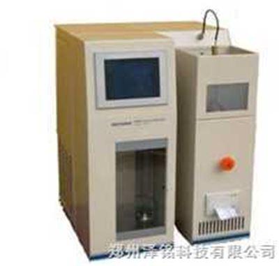 DSL-004GZ自动石油产品蒸馏测定仪