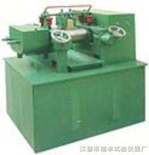 JZ-5008小型炼胶机