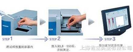 激光散射颗粒度分布测试仪