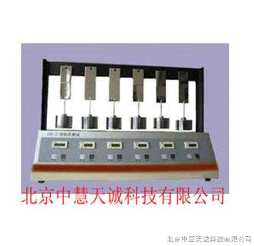 持粘性测试仪/胶带保持力测试仪/六工位持粘测试仪