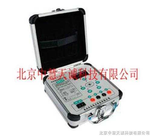 便携式数字接地电阻测试仪 型号:HYET2571