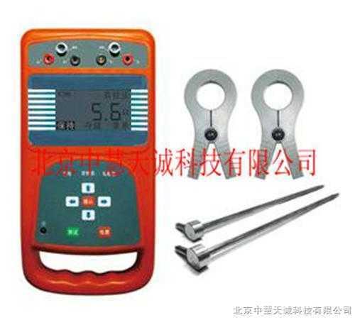 双钳多功能接地电阻测试仪 型号:HYET3000