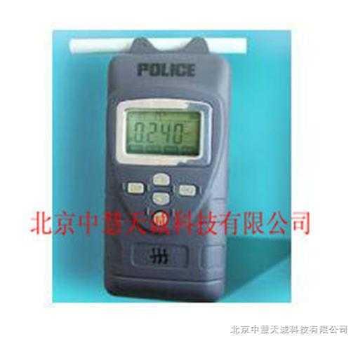 呼出气体酒精含量探测器/便携式数显酒精检测仪