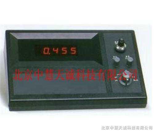 氟离子浓度计 型号:HJD/PFS-80