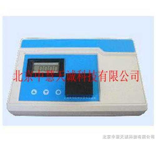 数显台式余氯二氧化氯二用水质分析仪 型号:HJD/YZ-1Z