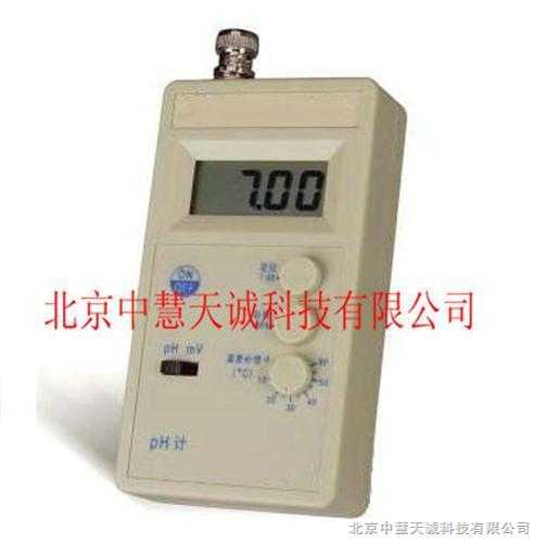 便携式数显电导率仪 型号:HJD/DDP-210