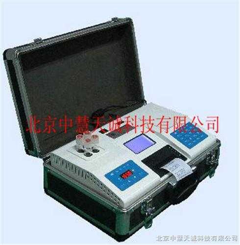 智能数显便携型COD速测仪 型号:HJD/5B-2C