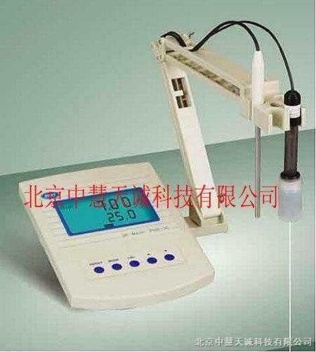 数显台式智能型酸度计 型号:HJD/PHS-25C
