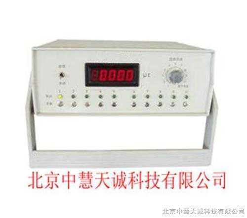 自动静态数字应变仪 型号:JDBZ2206