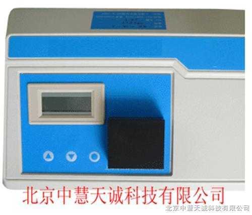数显台式余氯二氧化氯二用水质分析仪