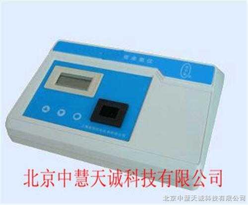 数显台式余氯测试仪 型号:HJD/YL-1Z