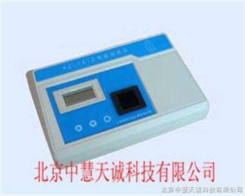啤酒浊度二用水质分析仪 型号:HJD/XZ-1A-Z
