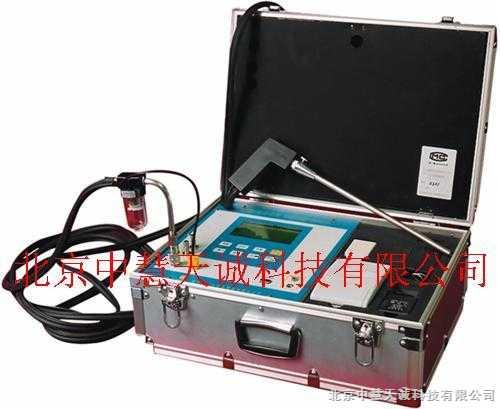 携带式多组份烟气分析仪(只测O2 CO CO2)