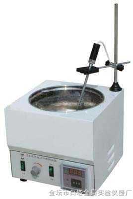 高精度恒温搅拌油浴