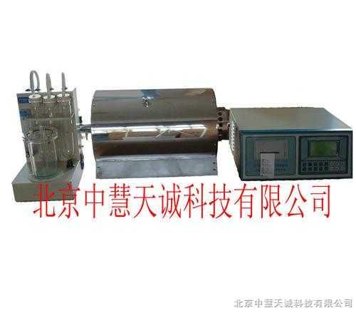 分体式液晶显示测硫仪