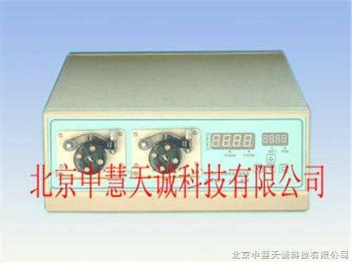 在线氨氮浓度检测流加控制仪