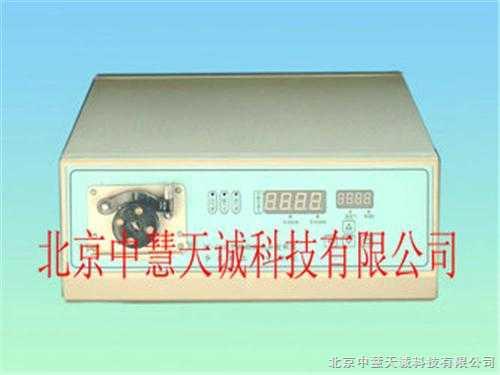 在线甲醇浓度检测流加控制器仪