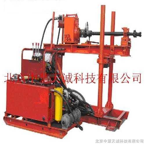 瓦斯探放钻/防突钻机煤矿用液压坑道钻机/探水钻机(50米主机)