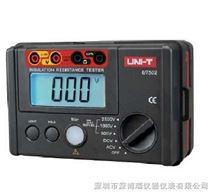 絕緣電阻測試儀UT502