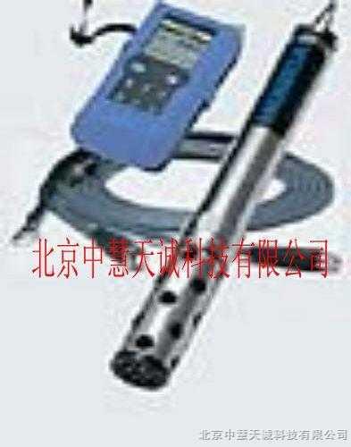 便携式多参数水质分析仪(2m电缆) 日本