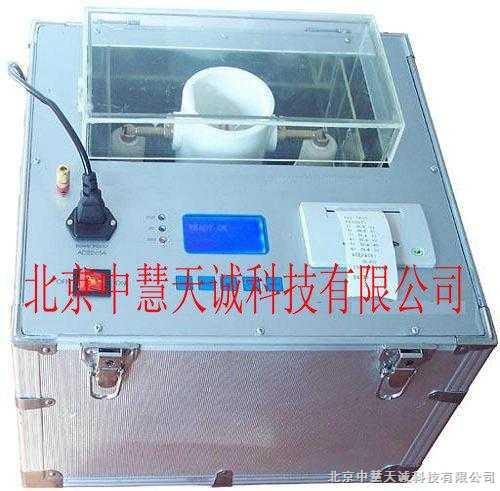 缘油介电强度测试仪(液晶)