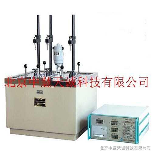 热变形维卡温度测定仪A型 型号:KDY/UY-5006A
