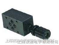 MBRV-03P叠加式单向节流阀|MBRV-03P|