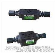 MTCV-03A叠加式单向节流阀|MTCV-03A|