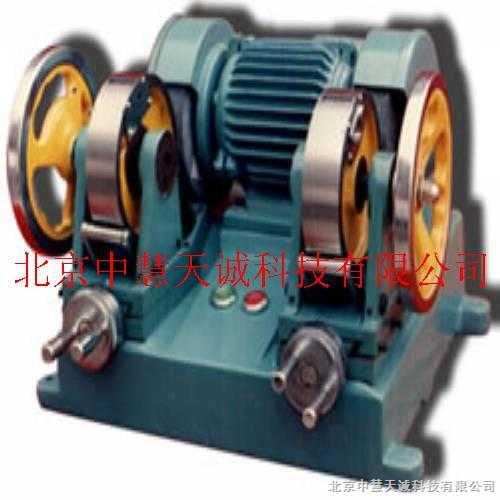 双头磨片机 型号:KDYU/YMP-2