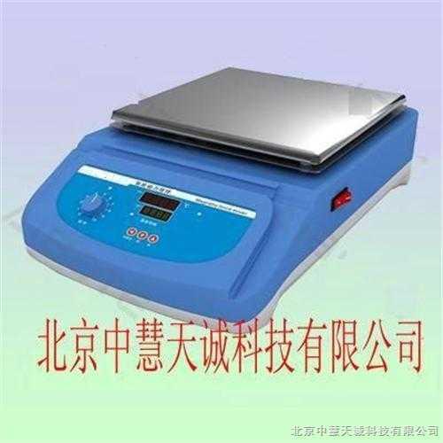 2000ml智能磁力(加热板)搅拌器(数显恒温双向)