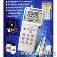 TES-1380KPH值测试仪可记录型PH值计(RS232)|TES-1380K|